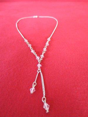 Gebraucht, zarte Y-Kette mit Perlen gebraucht kaufen  Wird an jeden Ort in Österreich