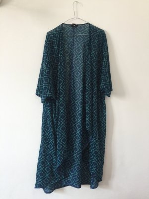 zarter Kimono Weste Strandkimono