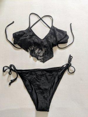 H&M Bikini noir