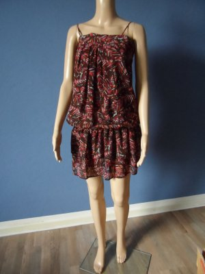 3 Suisses Dress brown polyester