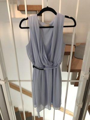 s.Oliver Chiffon Dress azure