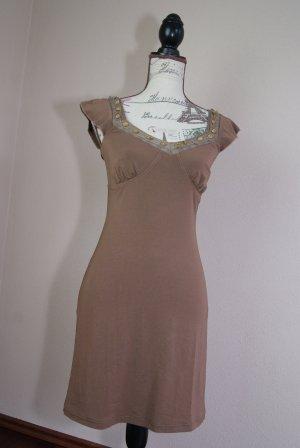 zartes, knielanges Kleid von Jones Gr. 34/36