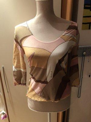 Zartes Langarm Shirt, multicolor