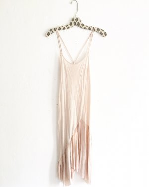 Anthropologie Jersey Dress pink-dusky pink