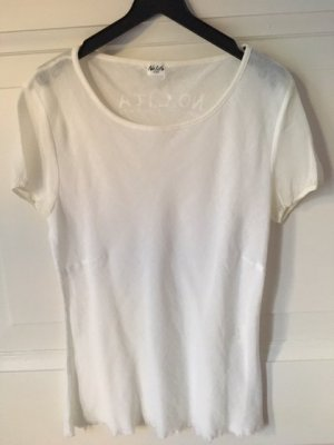 Zartes weißes Shirt, Nolita