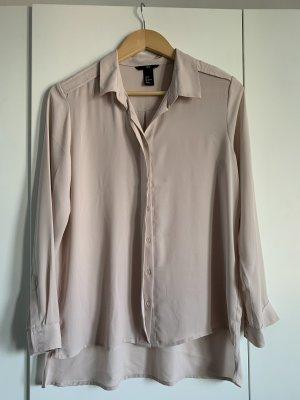 Zartrosa Bluse von H&M