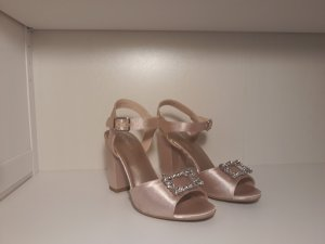 Zartrosa High Heels Gr. 36