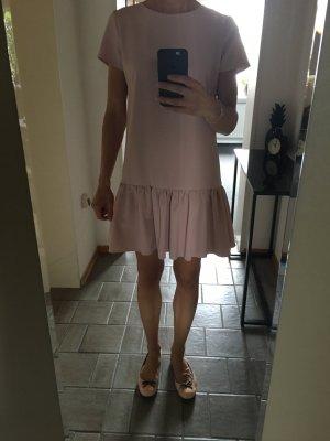 Mini-jurk rosé