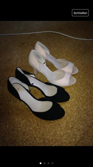 Zartrosa Pumps