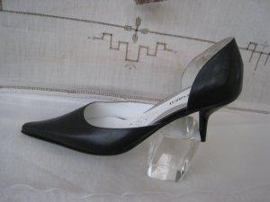 Zauberhafte Classic Luxus Big Business Anlass Schuhe Elegant & Edel hoher NP NEU