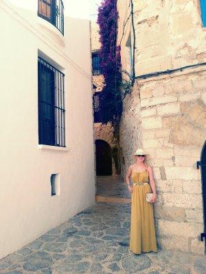 Zauberhaftes Kleid Boho * Vintage * Design
