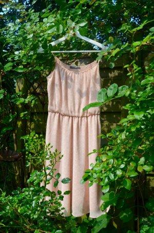 Zauberhaftes Sommerkleid in Apricot