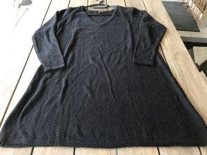 Abito di maglia nero Cotone