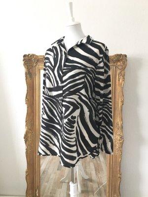 Zebra Bluse