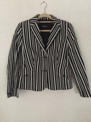 Zebra-Muster cardiganJacke
