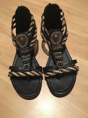 Limelight Toe-Post sandals multicolored