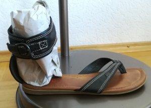 edc by Esprit Toe-Post sandals black