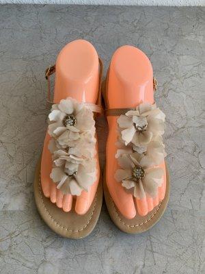 Primark Toe-Post sandals multicolored