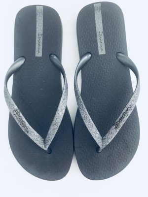Ipanema High-Heeled Toe-Post Sandals multicolored