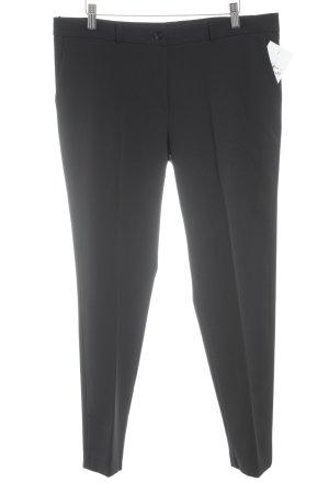 Zehra Pantalone jersey nero stile professionale