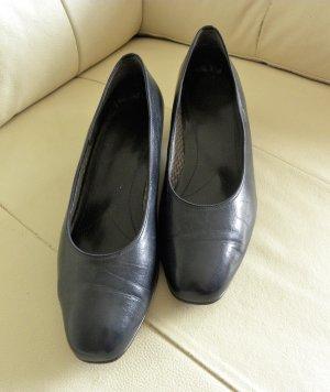 Högl Zapatos Informales negro Cuero