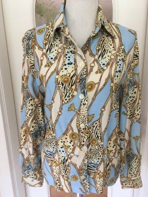 Zeitlose Bluse im Gucci - Style