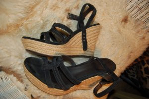 UGG Australia Wedge Sandals black