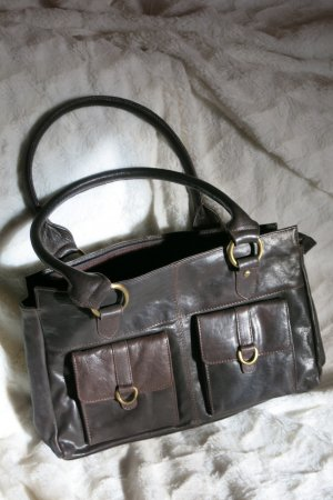 5th Avenue Carry Bag dark brown