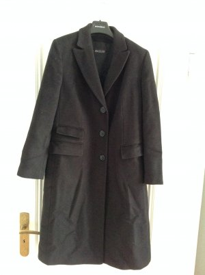 Basler Cappotto in lana nero
