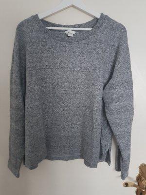 zeitloser dunkelgrauer Pullover ♡