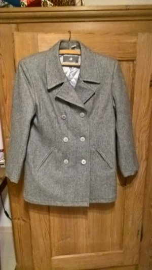adessa Short Coat grey wool