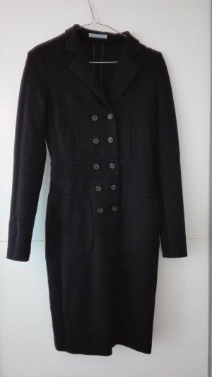 Zeitloses klassisch elegantes Kleid mit virgin wool, Neupreis 400€