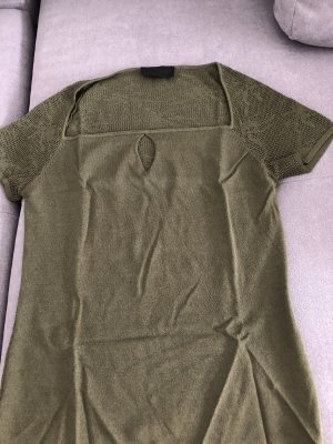 Carlo Colucci Mesh Shirt khaki
