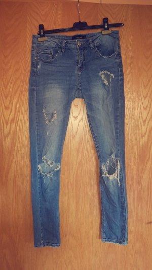 Zerissene Jeans