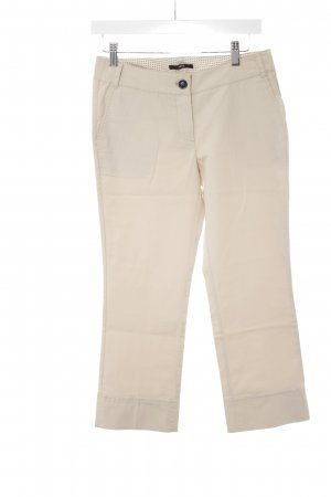 Zero 3/4 Length Trousers cream casual look