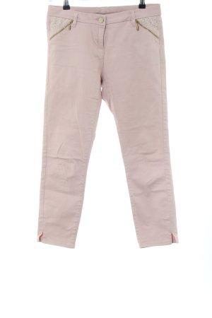 Zero 7/8 Length Jeans cream casual look