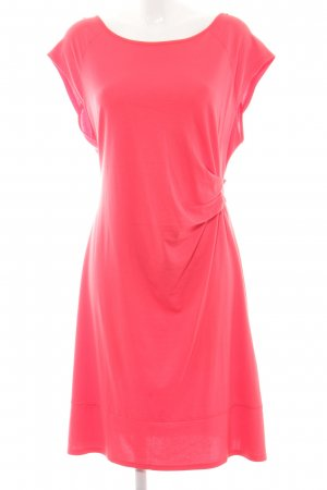 Zero A-Linien Kleid rot-pink Business-Look