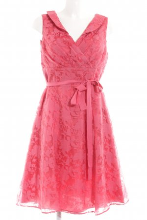 Zero A-Linien Kleid pink Party-Look