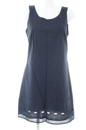 Zero A-lijn jurk donkerblauw casual uitstraling