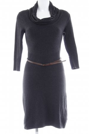 Zero A-Linien Kleid dunkelgrau Casual-Look