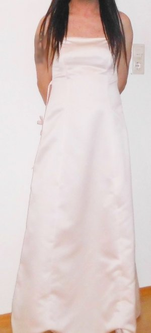 Zero Abendkleid Ballkleid Ger 42  Rosa
