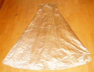 Zero Abendkleid Ballkleid Gr 40 gold