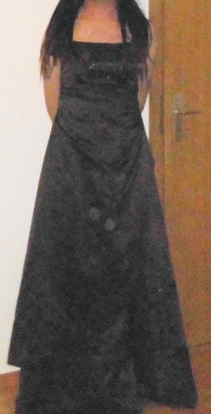 Zero Abendkleid Ballkleid Gr 42 braun