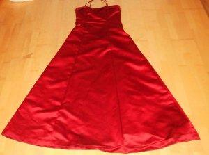 Zero Abendkleid Ballkleid Gr 42 Rot