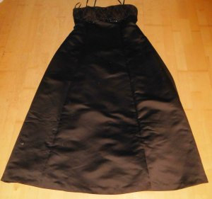 Zero Abendkleid Ballkleid Gr 44 Braun