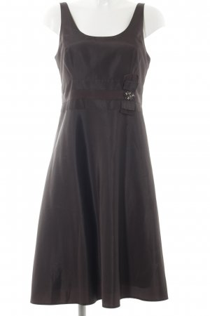Zero Abendkleid dunkelbraun Elegant