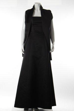 Zero Abendkleid schwarz Eleganz-Look