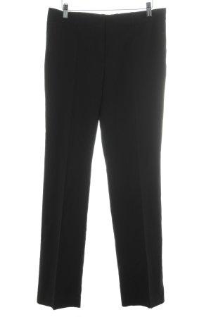 Zero Pantalon de costume noir style d'affaires