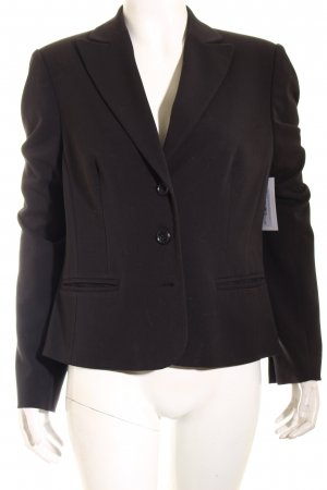 Zero Blazer schwarz Business-Look