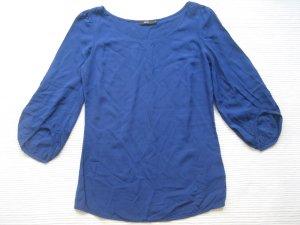 zero bluse blau neu gr. xs 34